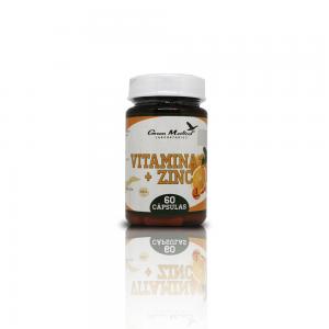 Vitamina C + Zinc x 60 cápsulas