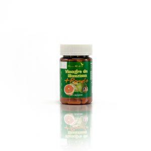 Vinagre de Manzana + Pomelo  60 cápsulas