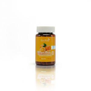 Vitamina C  1000 mg. 100 cápsulas