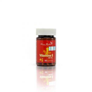 Vitamina E 400 UI 60 cápsulas