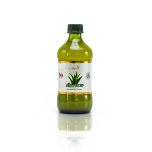 Aloe Vera Gel 500 ML. (Natural o Miel)