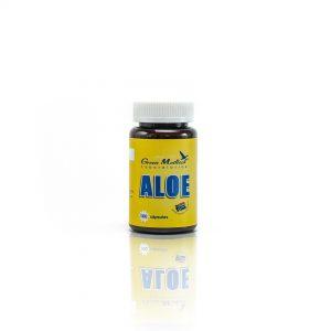 Aloe Vera 100 cápsulas